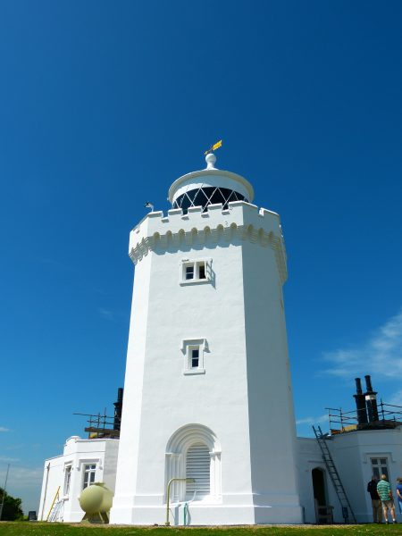 South Foreland Lighthouse in Kent